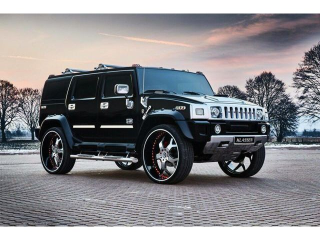 Hummer H2 Limited Edition - foto principale