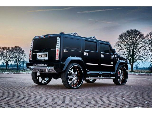 Hummer H2 Limited Edition - anteprima